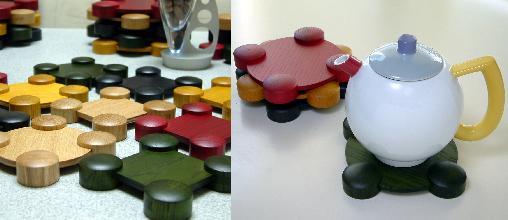テーブルウェア…鍋敷き…